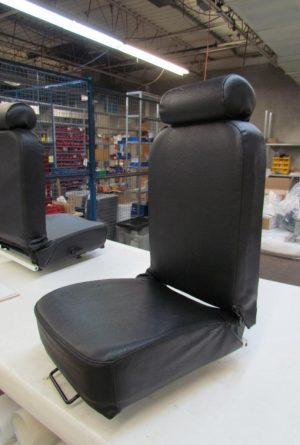 Military Seat Assembly