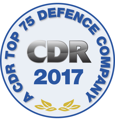 Tulmar Safety Systems Named A CDR Top 75 Defence Company