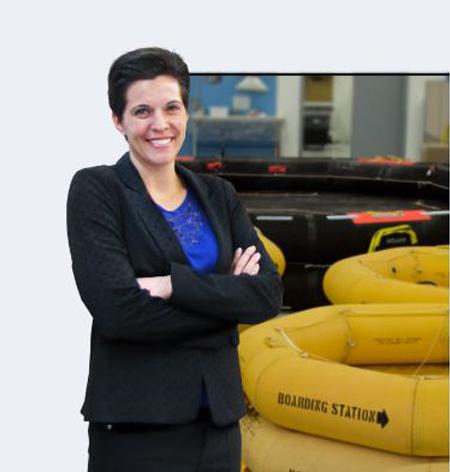 Meet Lori Morris – Director of Repair and Overhaul:  Tulmar focuses on growth of R&O operations in Canada.