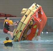 Raft_in_pool