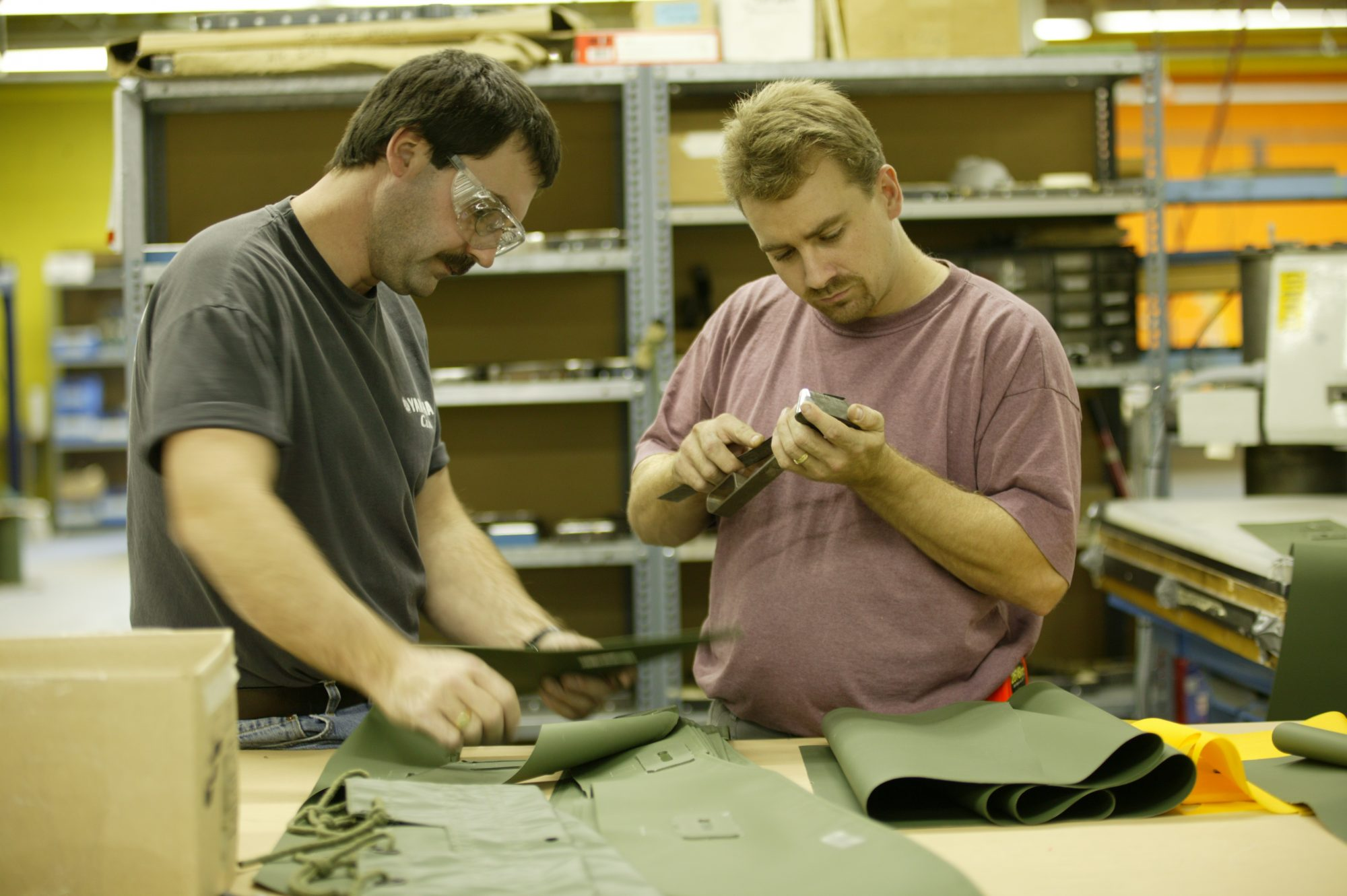 Manufacturing Career Image