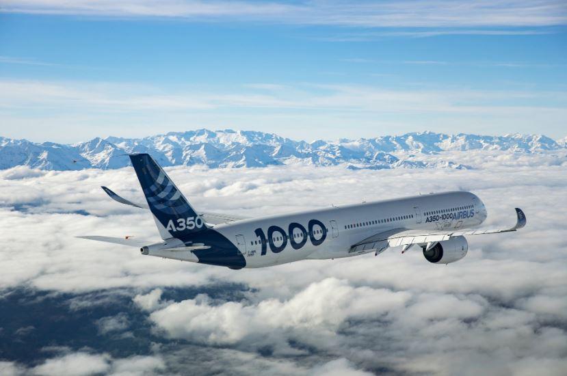 Airbus A350 photo