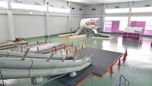 Realistic Training - Training Center