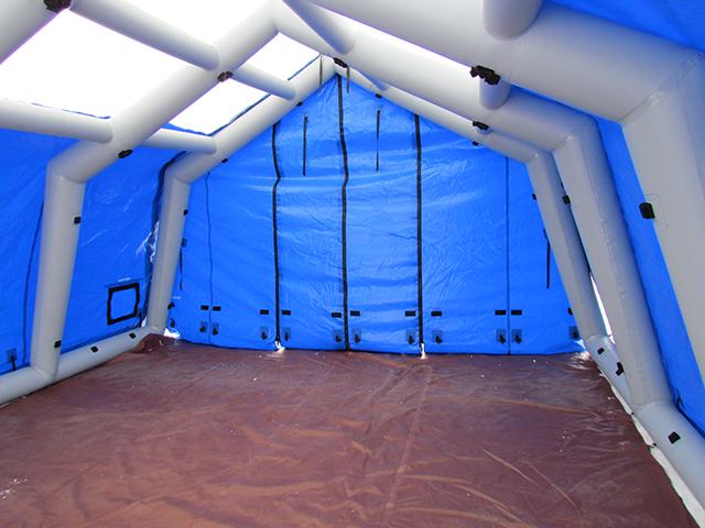 Shelter Interior
